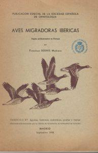 Aves migradoras ibéricas. (1966)