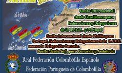 Suelta Internacional desde Casablanca y Melilla 2019