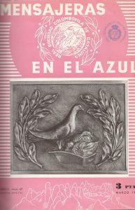 Alas en el Azul / Mensajeras en el Azul. (1956)