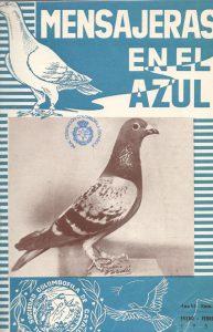 Mensajeras en el Azul. (1957)