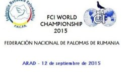 Campeonato del Mundo Arad (Rumanía)