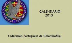 Calendario de sueltas portuguesas 2015